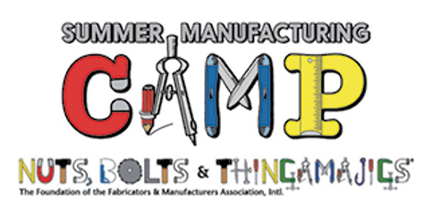 Nuts Bolts and Thingamajigs Logo
